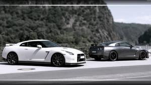 Nissan GTR Wallpaper by HAYW1R3