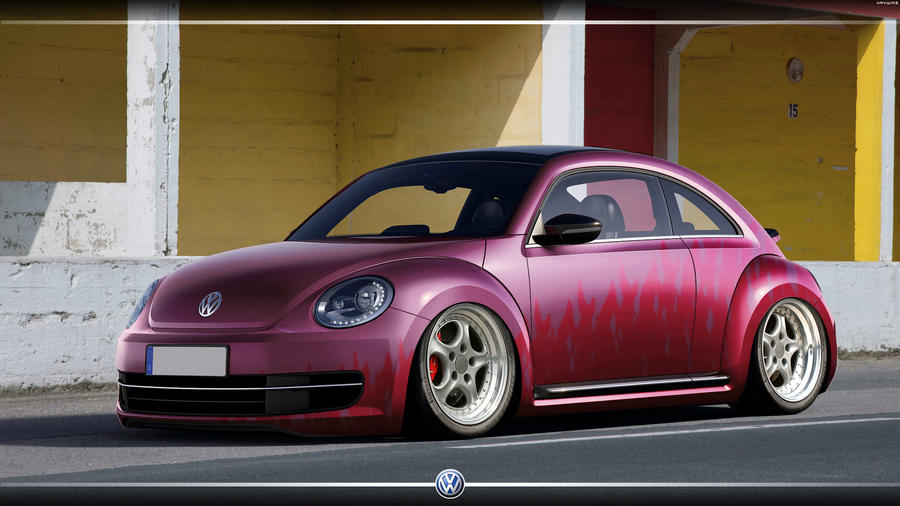 VW Beetle DUB Edition 2011 HD by HAYW1R3 on DeviantArt