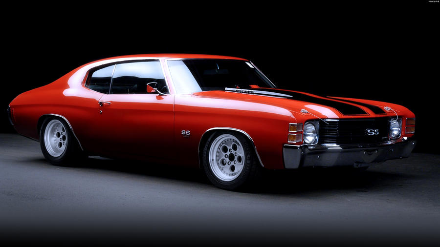 Chevrolet Chevelle SS 454 '71 by HAYW1R3