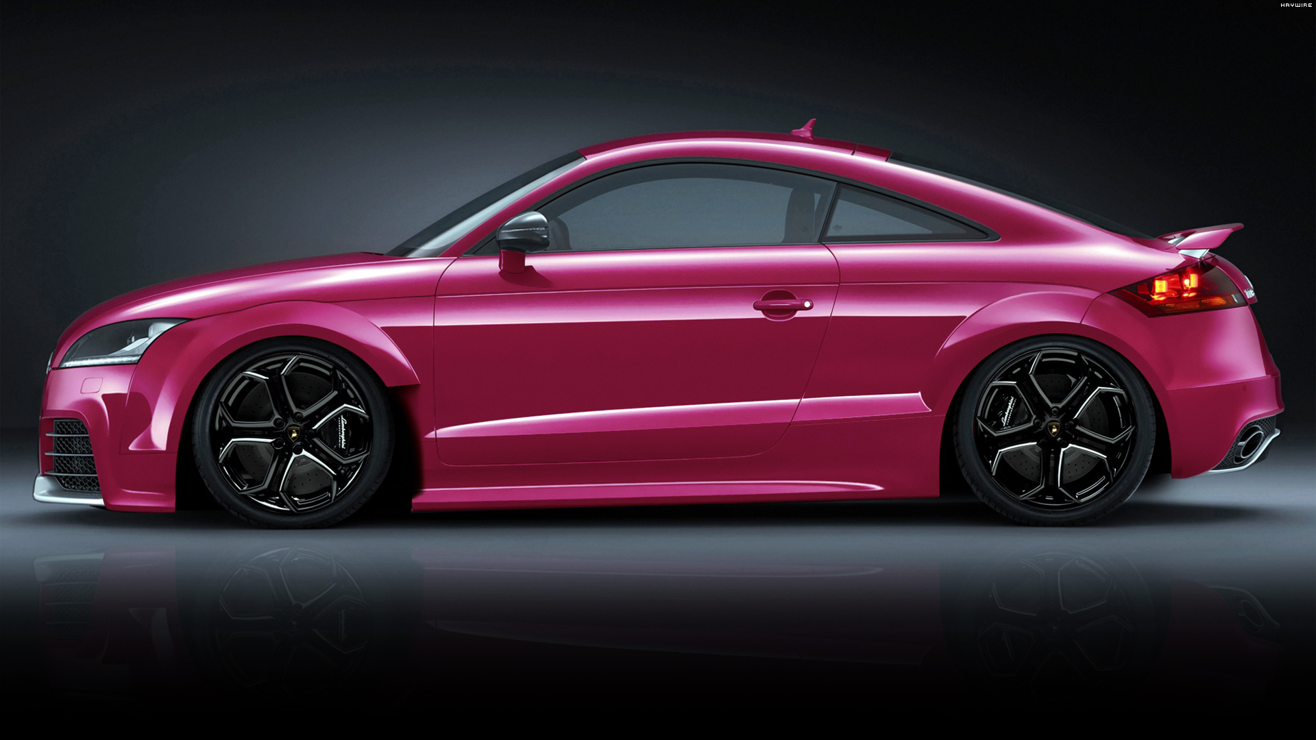 Displaying 18> Images For - Pink Audi 2013...