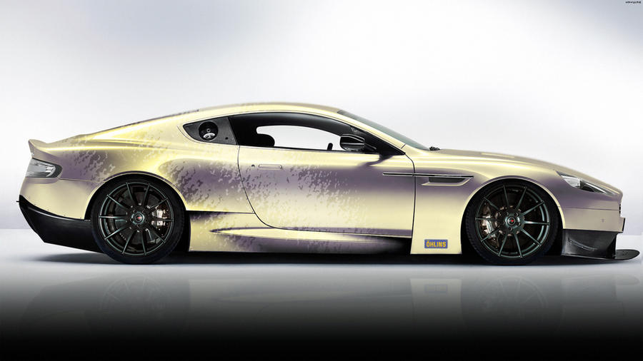 Aston Martin DB RSpec By HAYWR On DeviantArt - Aston martin specs