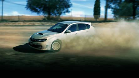 Subaru Impreza by HAYW1R3