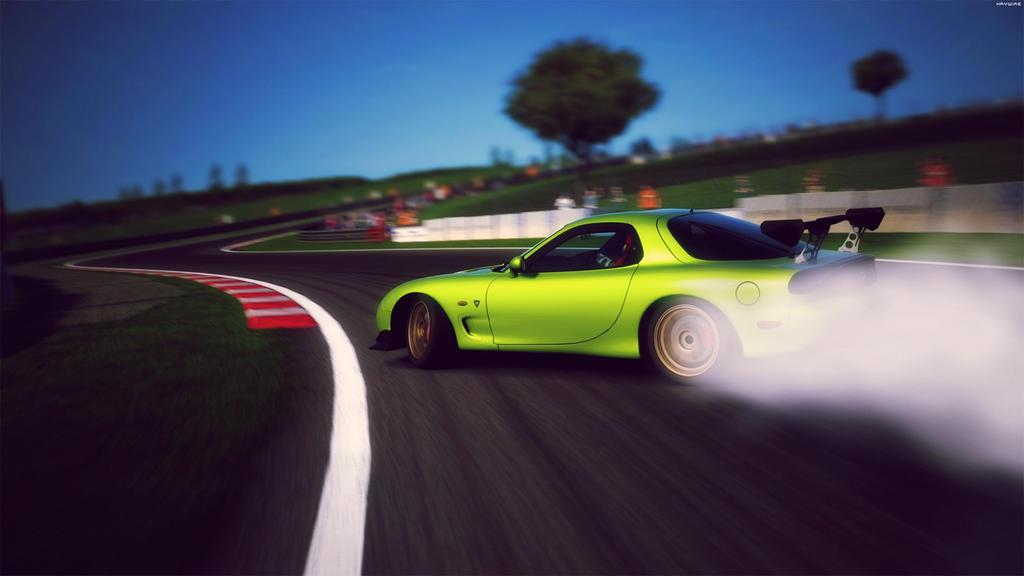Mazda RX7 by HAYW1R3
