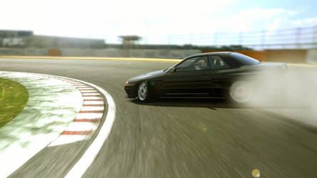 Nissan Skyline R32 GTR Drift
