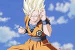 Re draw Dragon Ball Super