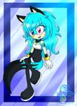 ~Icey Fox Suzuki~ by TheSparklyMisfit