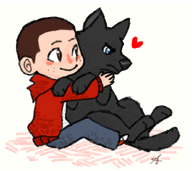 wolf - Teen Wolf - Embrasse moi - Derek/Stiles - PG13 Red_riding_hood_and_sourwolf_by_fourdirtypaws-d5ie3qj