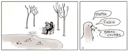 Mothafuckin Good omens by Sammaella
