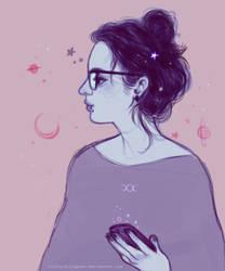 self harm colorless by Sammaella