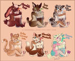 Coffee Drink Adopts - Auction