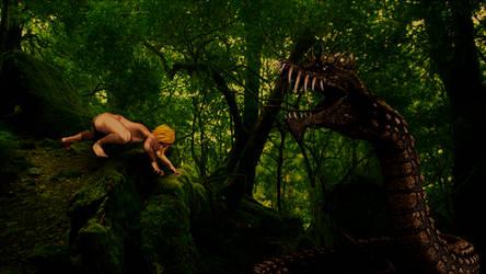 Y'shaati, the Spirit of Amazonia: Vengeance by Screwiest
