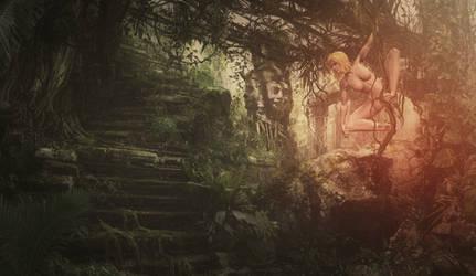 Y'shaati into the Darklands: Enigma I by Screwiest