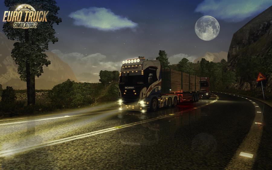 Euro truck simulator 2 ets2 by mmirkovic