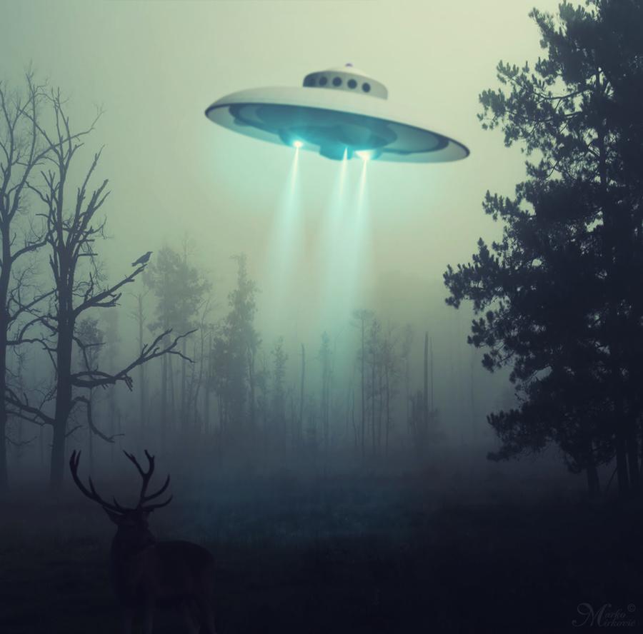 alien flying saucer - photo #27