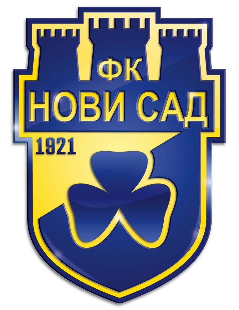 Football Club Logo Football Club Novi Sad Emblem
