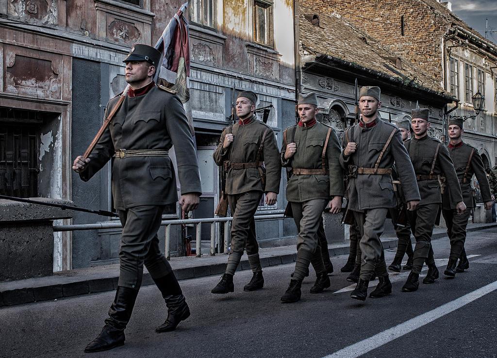Serbian WW1 Army ver2 by mmirkovic