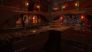 Tomb Raider II: Temple of Xian Re-imagination