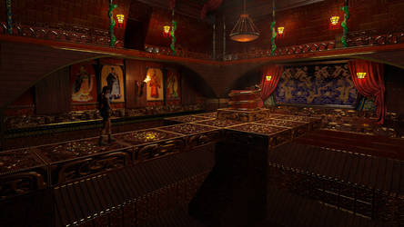 Tomb Raider II: Temple of Xian Re-imagination by classicTRfan