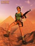 Tomb Raider IV: Proud