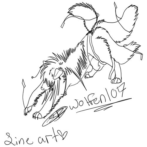 Line Art Editor : Free line art savii edit by wolfen on deviantart