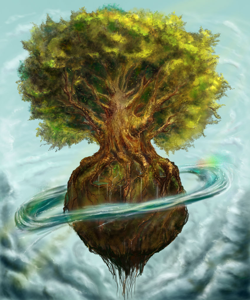 tree by Sedeptra