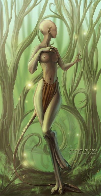 Creature by Sedeptra