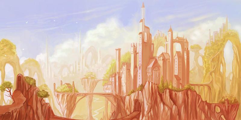 Castle by Sedeptra