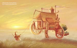 Home, sweet home by Sedeptra