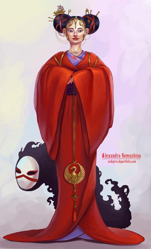 Spiritmaster by Sedeptra