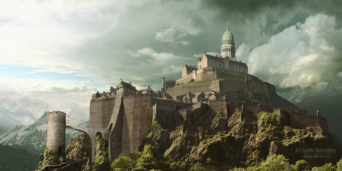 Stronghold by Sedeptra