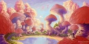 Mushroomscape