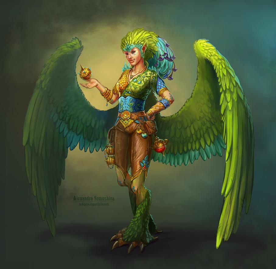 Bird by Sedeptra