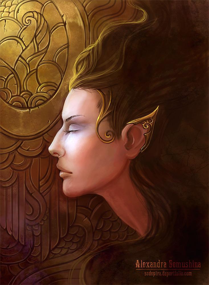 Fairy by Sedeptra