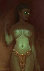 Naga Goddess by Sedeptra