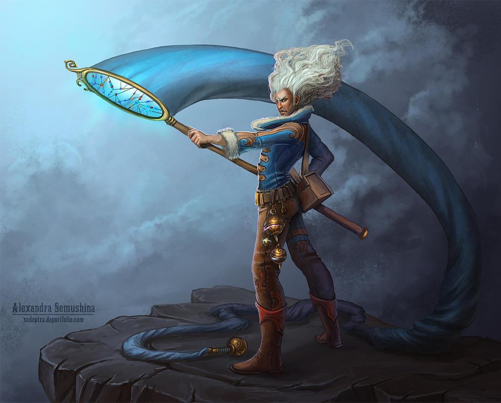 Winds catcher by Sedeptra