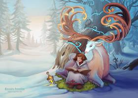 Heart of winter by Sedeptra