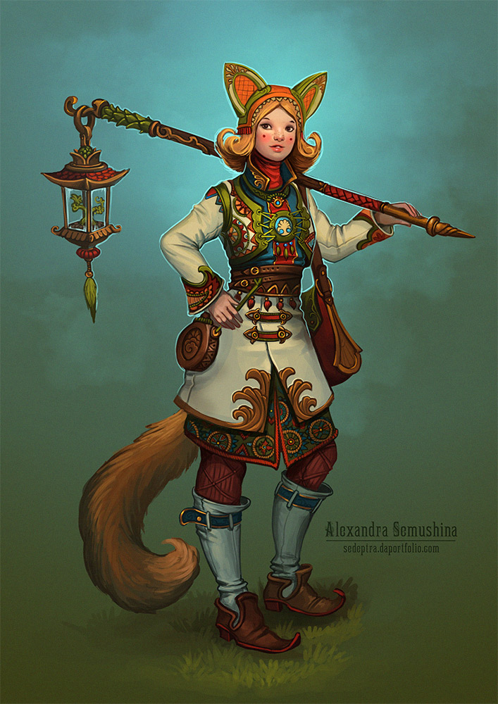 Foxy by Sedeptra