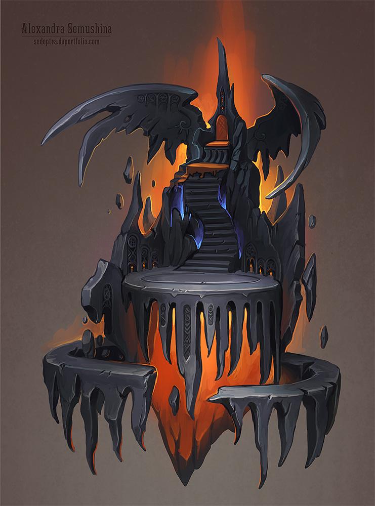 Throne by Sedeptra