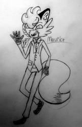 Fox boi by violetelementpaws