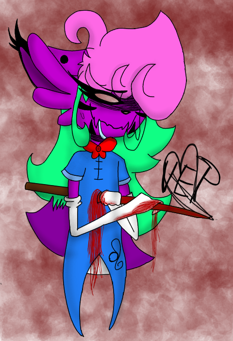 Hecc by violetelementpaws