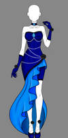 Outfit Adoptable 02  -CLOSED- by UnstoppableQueen