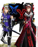 X Y: The Hero and The Demon Lord