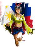 Tekken 7: Josie Rizal