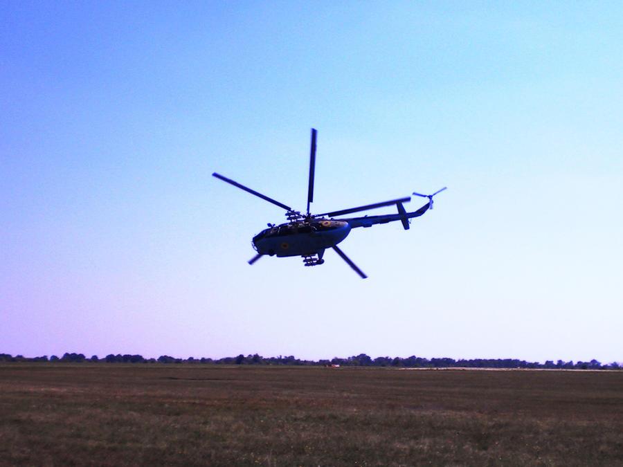 Mil Mi-8 by leitenant