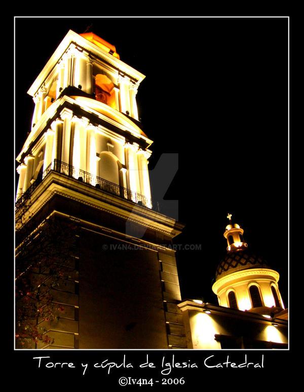 Torre y Cupula - Tucuman by iv4n4
