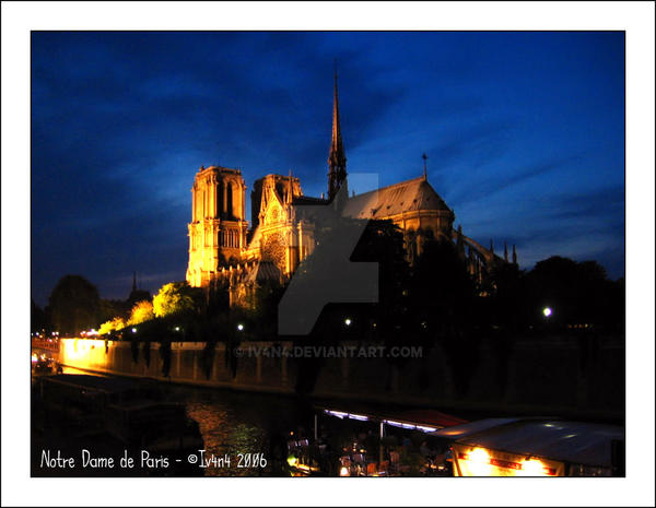 Trip: Paris by iv4n4