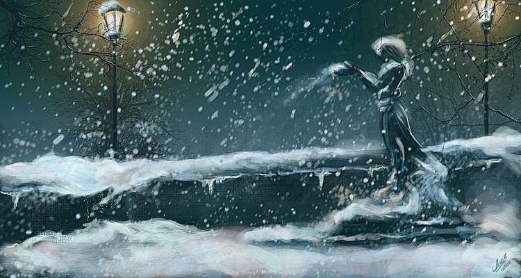 Winter by WielkiBoo