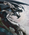 Graphite dragon