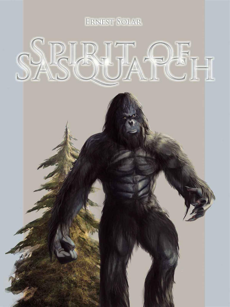 Spirit of Sasquatch Cover by WielkiBoo