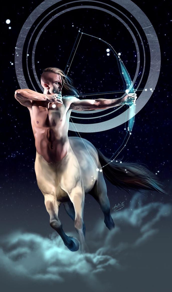Zodiac- Sagittarius by WielkiBoo